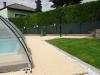 Schwimmbad mit Steinteppich 2014/2