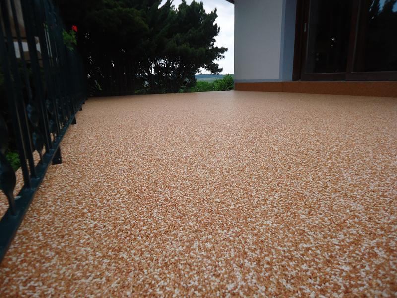 steinteppich bodenbelag ideal f r die terrassengestaltung steinteppich. Black Bedroom Furniture Sets. Home Design Ideas