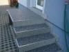 Steinteppich Eingang Treppe 01