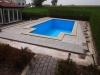 Schwimmbad vor der Verlegung - Bild 1