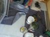 Steinteppich Verlegung im Innenbreich - Bsp. Vorzimmer 1