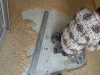 Steinteppich Verlegung im Innenbreich - Bsp. Vorzimmer 3