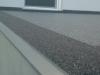 Steinteppich Terrassenrand